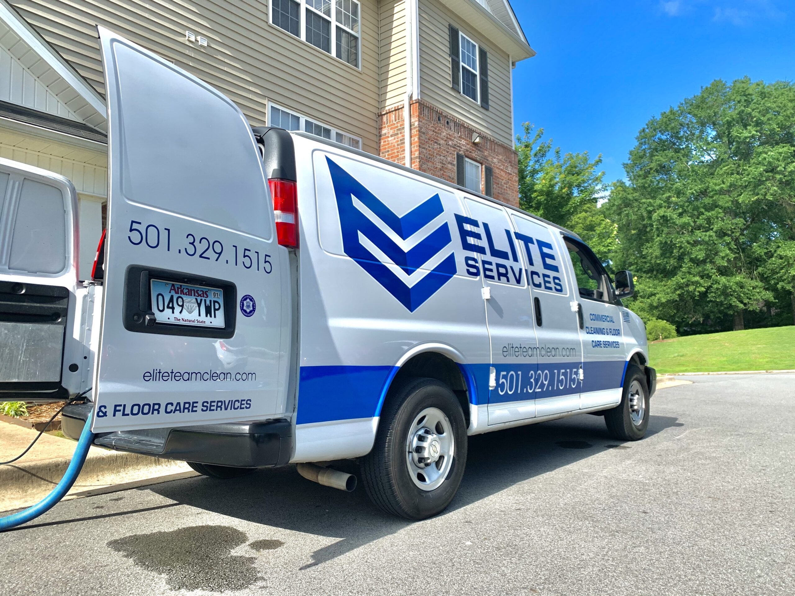 Elite Services Central Arkansas Carpet Upholstery Cleaning
